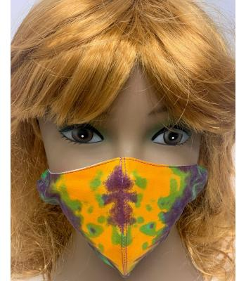 KTM20434 Tie Dye Three Layers Mask