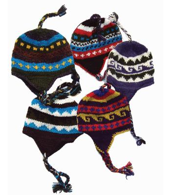 Woolen Color Hats