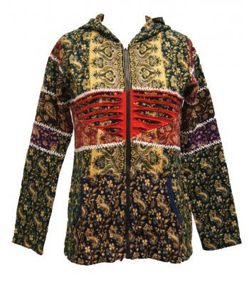 CD2808 Woolen Emb Jacket