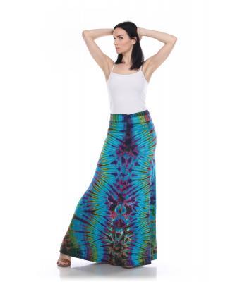 Tie Dye  Tube Dress / Skirt