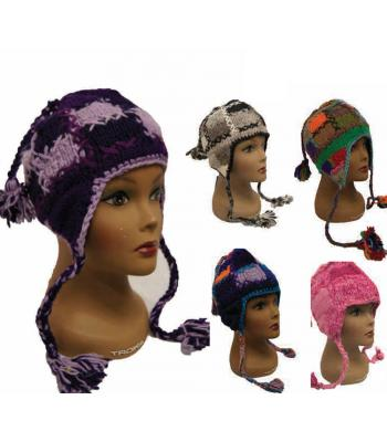 KK09-89 Bonnet Knitted Hat.