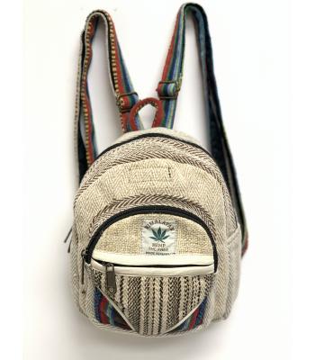 Hemp Mini Backpack