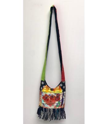 Three Owl Long Strip Mini Bag